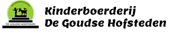 Logo Kinderboerderij 'De Goudse Hofsteden'