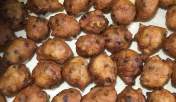 Oliebollen en stamppot: Steun voor kinderboerderij